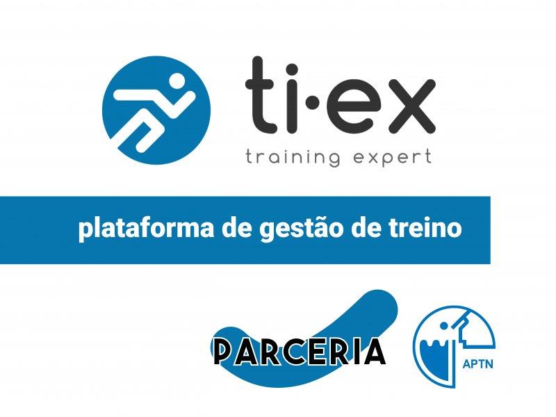 Protocolo APTN TI-ex plataforma de gestão desportiva natação
